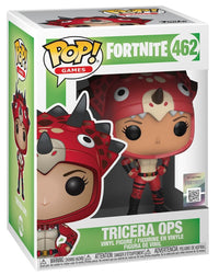 Fortnite Tricera Ops Series 2 Pop Funko
