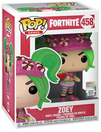 Fortnite Zoey Pop Funko