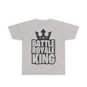 Battle Royale King T-Shirt for KIDS