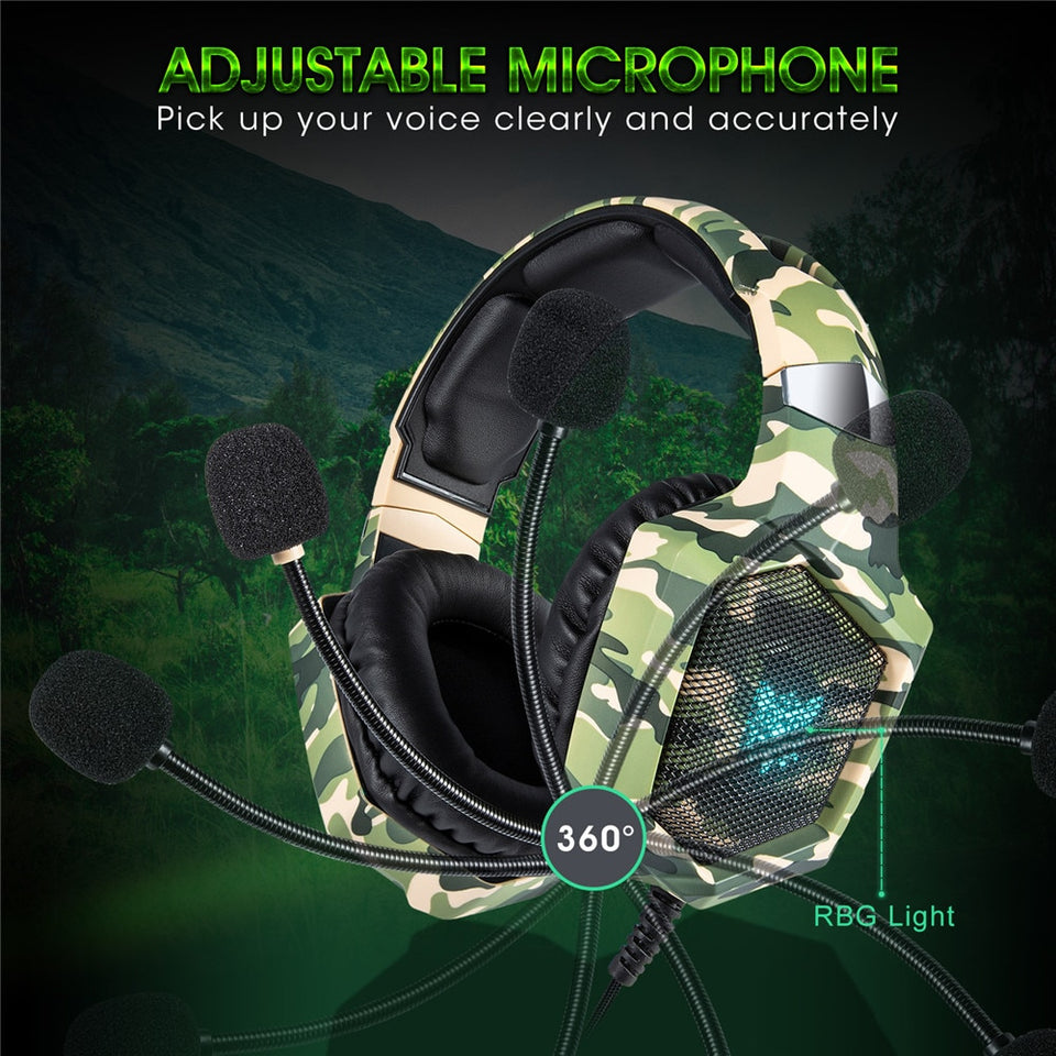 FortMic™ Gaming Headset - NEW UPGRADED VERSION