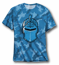 Fortnite Black Knight Blue T-Shirt for KIDS