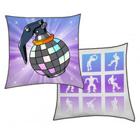 Fortnite Dancing / Grenade Cushion Pillow