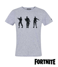 Fortnite Dancing Light Grey T-Shirt