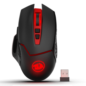 Redragon M690-1 Wireless Adjustable Gaming Mouse