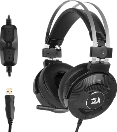 Redragon H991 TRITON Active Noise Canceling Gaming Headset