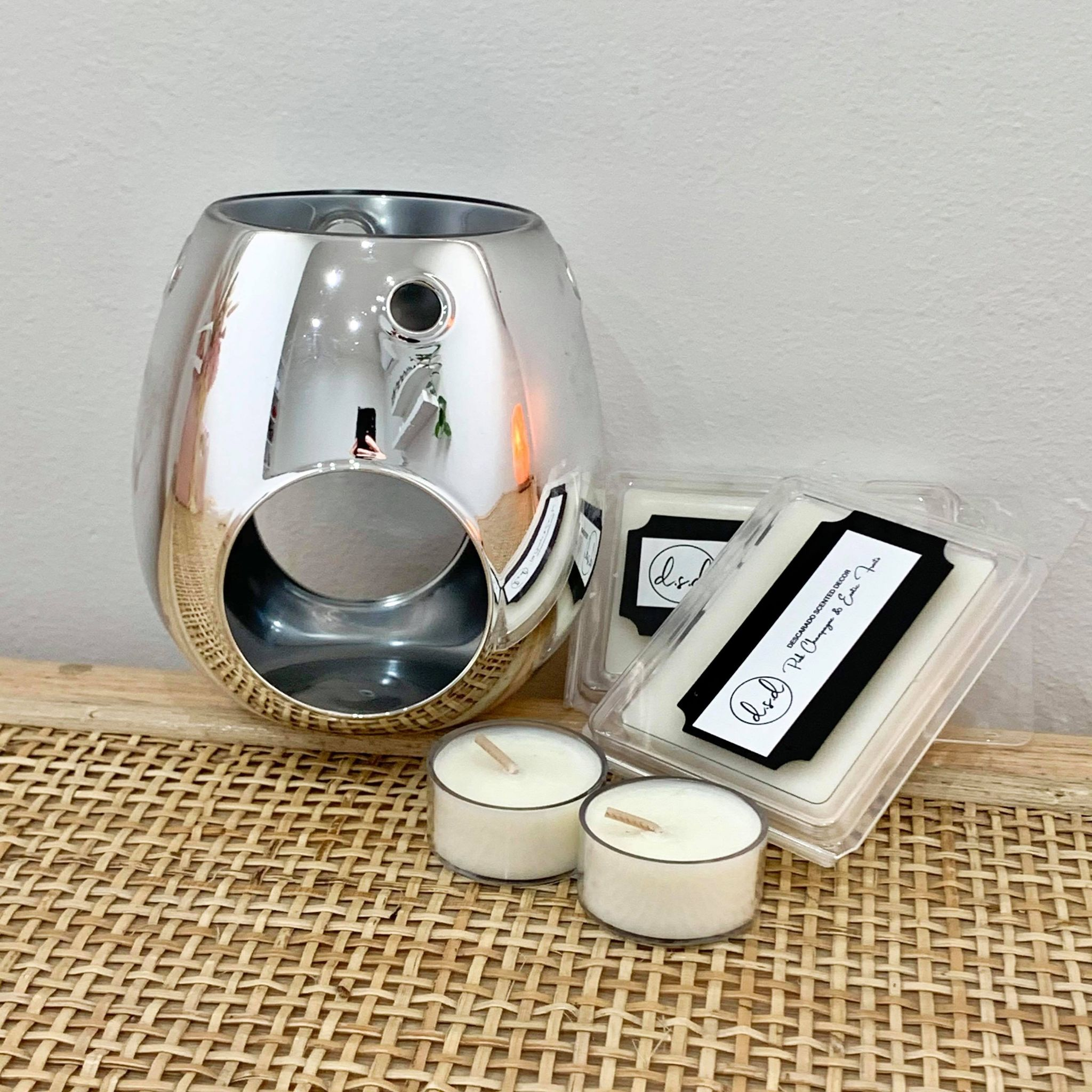 Luxe Wax Melt Starter Set