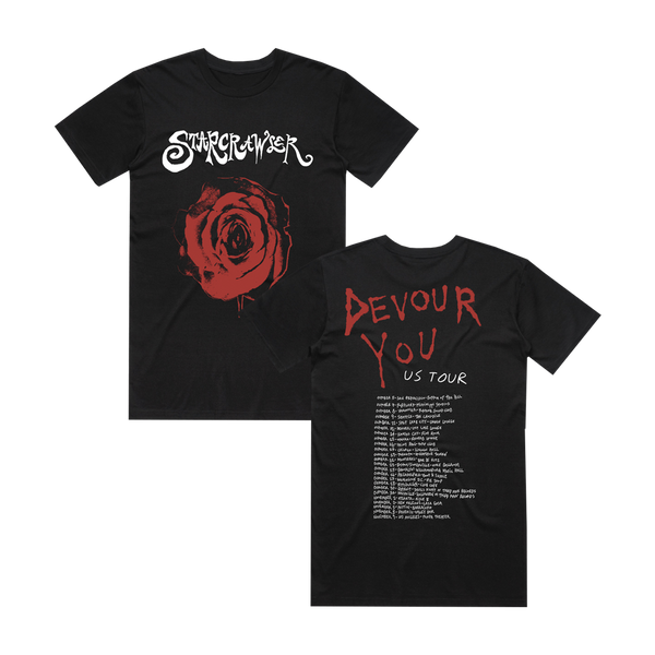 Devour You Tour Tee