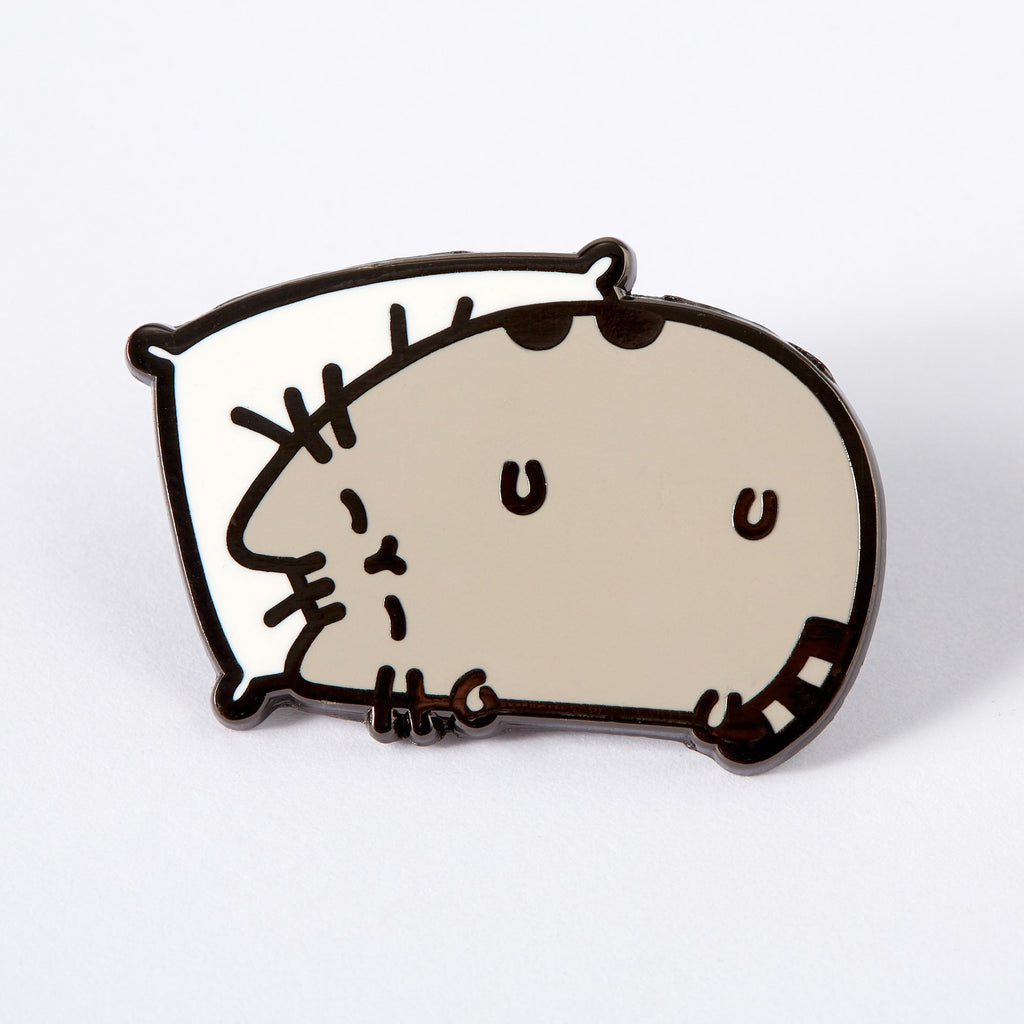 Lemon Gift Box - Pusheen Enamel Pins | Punky Pins