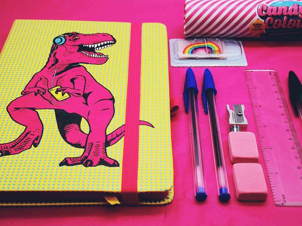 T-Rex Stationery Gift Box - Large