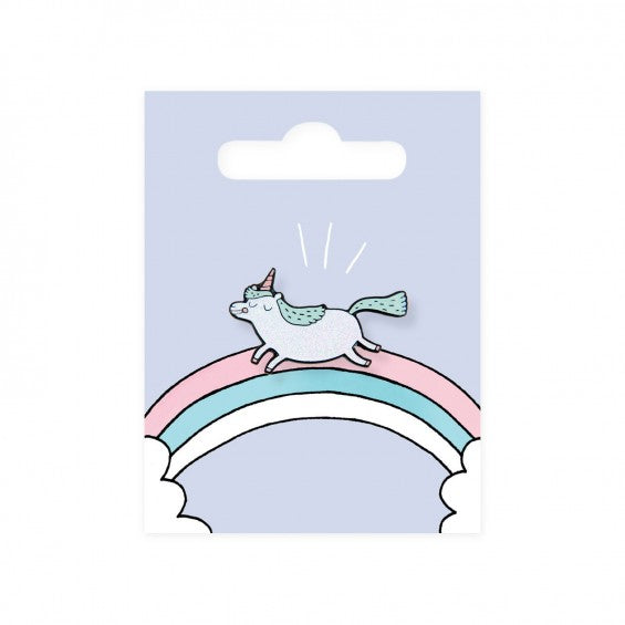 Lemon Gift Box - Magical Unicorn Enamel Pins | Ohh Deer by Gemma Correll