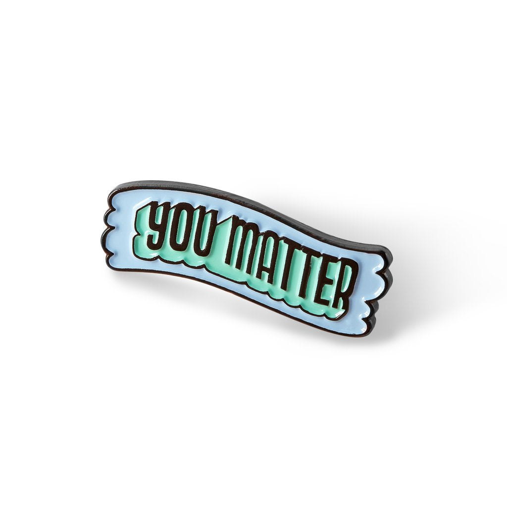Lemon Gift Box - You Matter Enamel Pin | Punky Pins x Betty Turbo