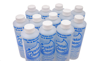 Crystal Clean™ Water Softener Treatment - 16 fl. oz. bottle - 12 Pack