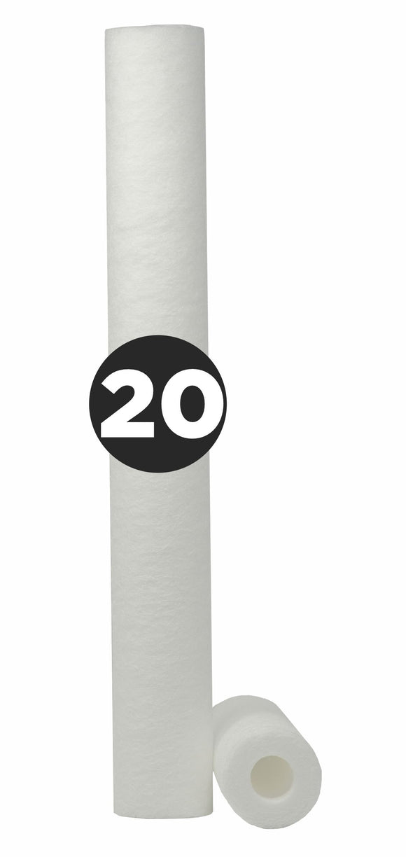 20 Micron 20 in. Sediment Water Filter (20MS20)