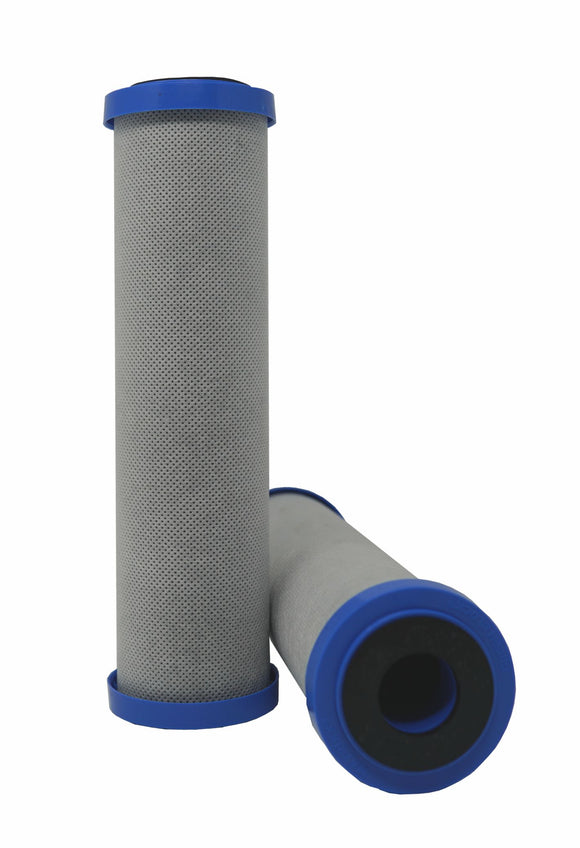 0.6 Micron +1 01-250-125-975  Chlorine Guzzler Filter Cartridge, 2.5
