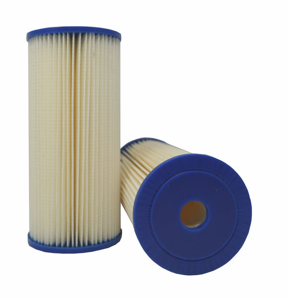 5 Micron 10 in. Big Blue Washable Harmsco® Sediment Filter