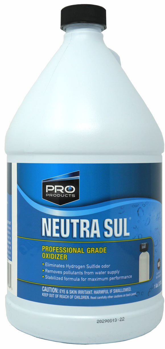 Pro Neutra Sul® Oxidizer (Hydrogen Peroxide) Case of 4 Gallons