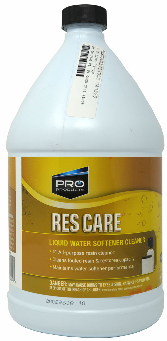 Pro Res Care® Resin Cleaner - 1 Gal. Bottle