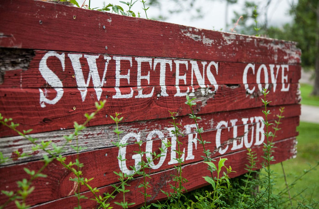 Sweetens Cove Golf, South Pittsburg, TN