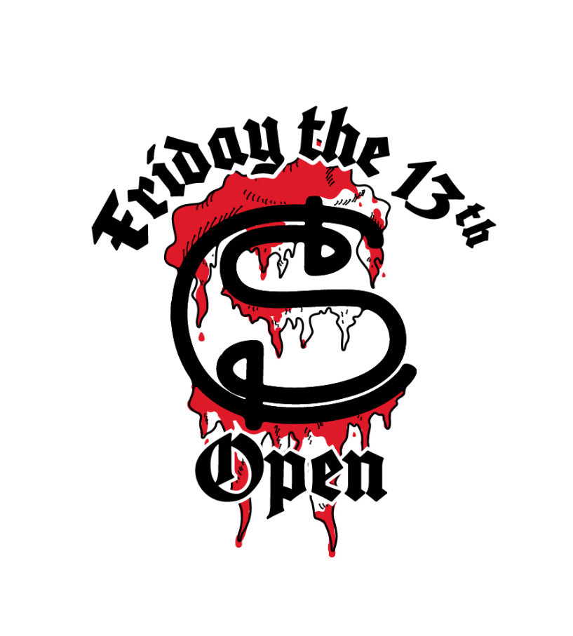 Friday the 13th Open at Sweetens Cove
