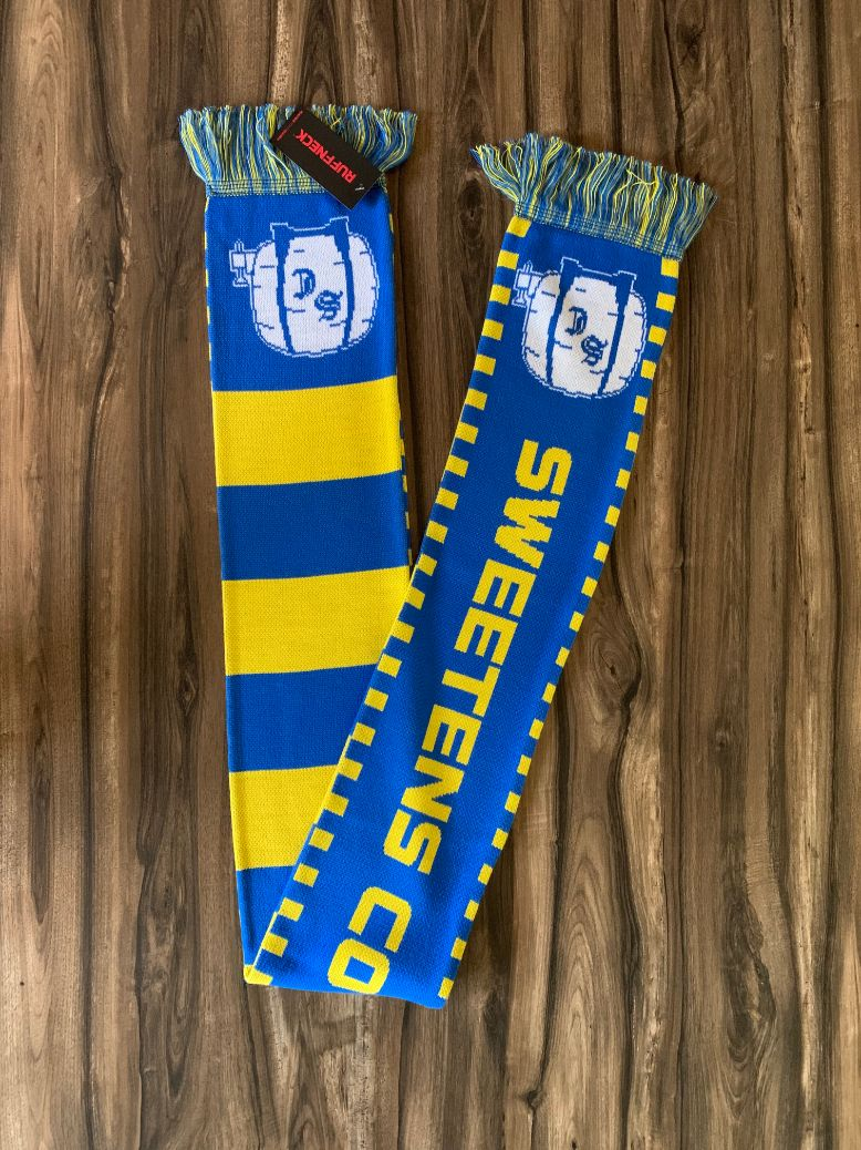 Scarf | Swedish National Soccer Scarf