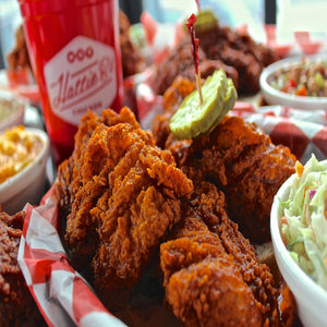 The Sweetens Cove Hot Chicken Open 2020