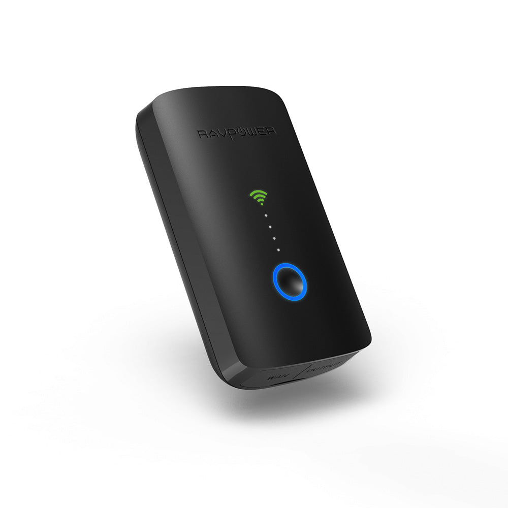 Portable travel router by RAVPower now available for New Zealand