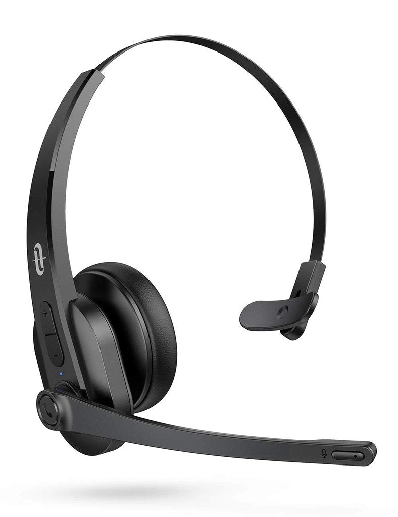 Bluetooth Headset TT-BH041 with Microphone & Noise Cancelling by Taotronics