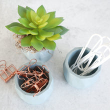 Load image into Gallery viewer, Mini Planters Set of 3