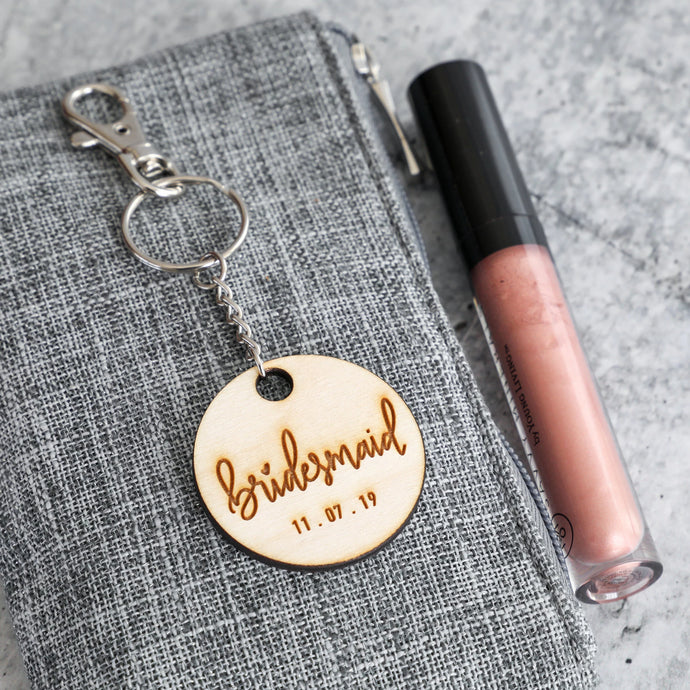 Bridesmaid | Keychain