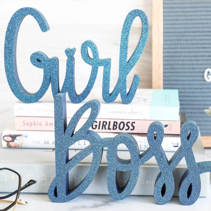 Girl Boss | Sign Decor