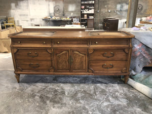 Thomasville Dresser/Credenza - Custom lacquer INCLUDED - FREE SHIPPING
