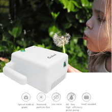 Load image into Gallery viewer, The Best Seller Smart Family Nebulizer for Allergy, Cough, Asthma, Bronchitis, Pneumonia (FREE Digital Thermometer)