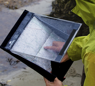 Our waterproof clipboards don't crack in cold weather.