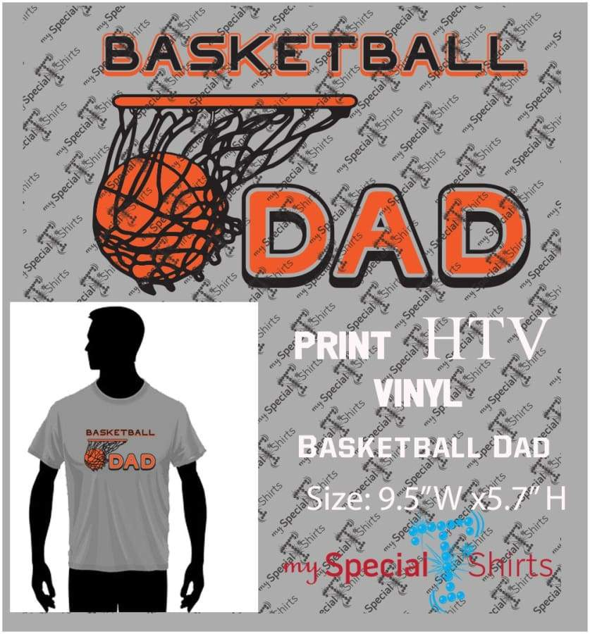 Basketball Dad Vector Digital Download Mst - Be Createful - Becreateful.com