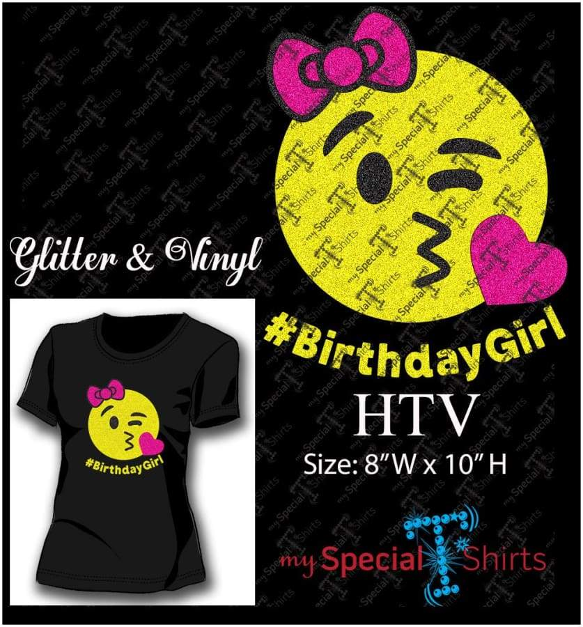 Birthday Girl Htv Digital Download Mst - Be Createful - Becreateful.com