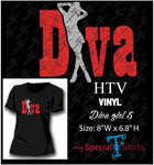 Diva Vector Digital Download Mst - Be Createful - Becreateful.com