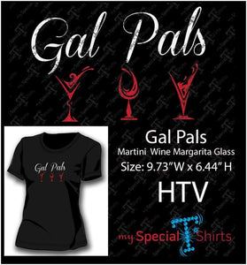 Gal Pals Vector Digital Download Mst - Be Createful - Becreateful.com