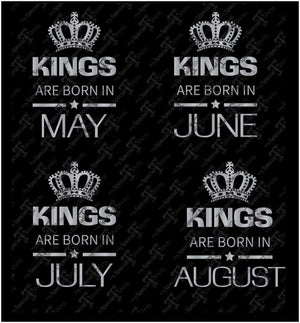 Kings Are Born In Vector Bundle Digital Download Mst - Be Createful - Becreateful.com
