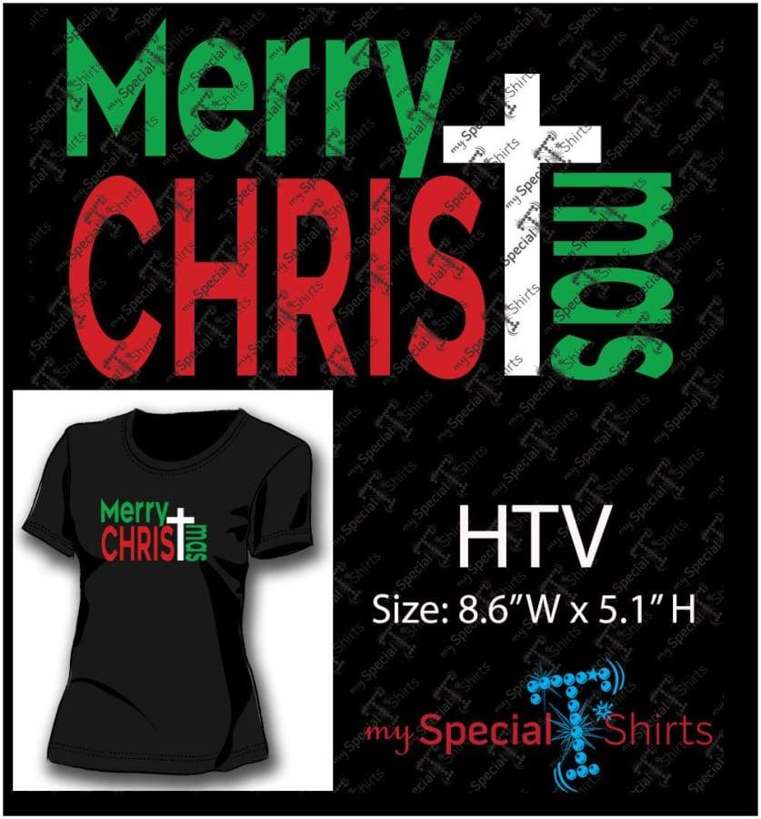 Merry Christmas Vector Digital Download Mst - Be Createful - Becreateful.com