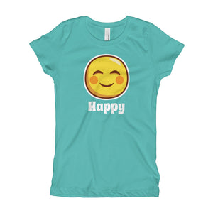 Happy Girl's T-Shirt