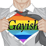Gayish Podcast Merch