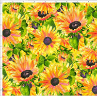 Pre Order - Sunflowers Stacked