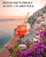 SUNNY PRESETS for mobile