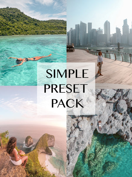 SIMPLE PRESETS for mobile