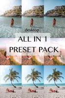 ALL IN 1 PRESET PACK for desktop
