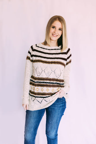Kensley Knitted Sweater
