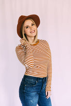 Serena Stripe Crop