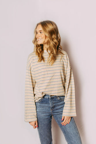 Sunny Daze Oversized Top