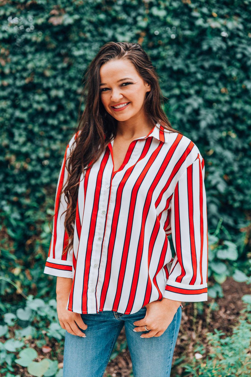 Striped Saturday Shirt