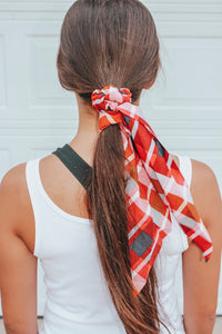 Scrunchie Hair Scarf